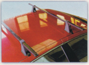 Universal Roof Bars for car without channel gutters - QEE Rack